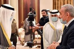 أمير الكويت يؤكد موقف بلاده الثابت من القضية الفلسطينية