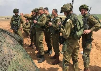 """جيش الاحتلال و90 يوما من الانتظار على """"رجل ونص"""" بانتظار الضربة"""