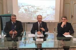 إتفاقية توأمة بين جامعة القدس وجامعة بريشا الحكومية