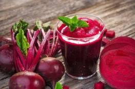 فوائد عظيمة لعصير الشمندر
