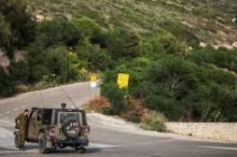 جيش الاحتلال يصدر بيانا بشأن محاولة تسلل قرب حدود لبنان