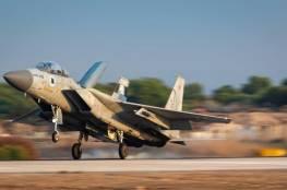 """سلاح الجو الإسرائيلي ينهي تدريبا يحاكي حربا مع """"حزب الله"""""""