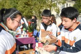 الصين تمتلك حوالي 2400 مدرسة مخصصة للتقنية