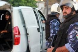 غزة: الشرطة تعتقل مطلقي النار صوب مواطن شمال القطاع