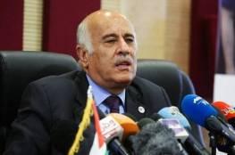 الرجوب يطلع السفير أبو علي على آخر التطورات المتعقلة بملف المصالحة