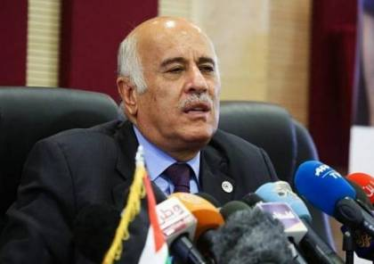 الرجوب: مصر وافقت على استضافة الحوار الفلسطيني وهنالك بعض العوائق في طريق المصالحة