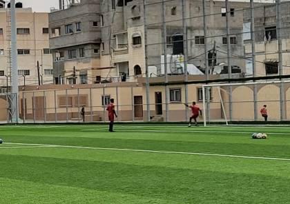 شباب رفح يستعين بمدرب بيت حانون الأهلي!