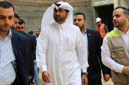 برفقة وفد طبي.. نائب السفير العمادي يصل قطاع غزة