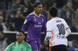 ريال مدريد يخسر خدمات فاران لفترة طويلة بسبب الإصابة