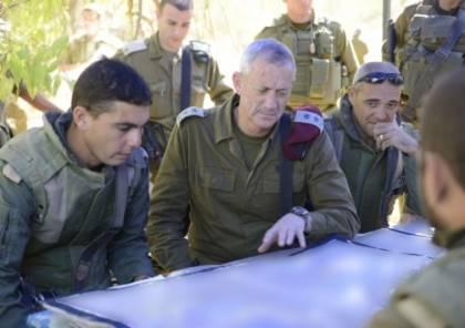 وزير الجيش الاسرائيلي يتوعد: سنرد على أي عمل مسلح ضدنا في الوقت والمكان المناسبين