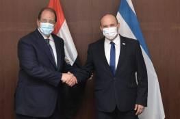صحيفة تكشف سبب زيارة رئيس المخابرات المصرية تل أبيب ورام الله