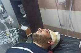 إصابة نجل اللواء عدنان الضميري برأسه بشجار في البيرة