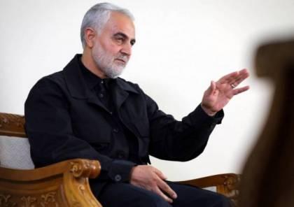 الحرس الثوري الإيراني يعلن موعد تشييع سليماني في طهران