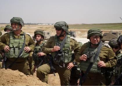 جيش الاحتلال يستعد لعملية في غزة.. وهذا ما ابلغته مصر لاسرائيل حول اطلاق الصواريخ