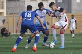 جدول مباريات دور الـ16 لكأس غزة