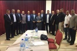 غزة: انتهاء الاجتماع الامني بين قيادات من الضفة و غزة وسط اجواء ايجابية