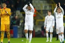 ريال مدريد يعلن رحيل لاعبه الشاب إلى ليفانتي