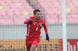 لاعب فلسطيني يتلقى عرضا رسميا من البرتغال