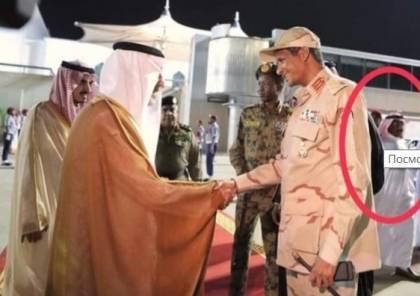الخرطوم : ظهور أحد مساعدي البشير مع حميدتي في الرياض