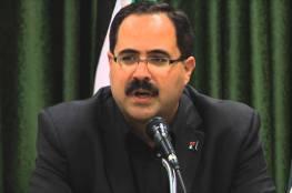 صبري صيدم: الخطوات الفلسطيينة الداخلية تحظى بدعم قوى عربية وإقليمية