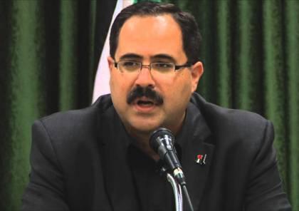 صيدم: الاتفاق الثلاثي مهزلة تاريخية دبلوماسية تستهدف القضية الفلسطينية