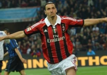 ليوناردو يعلنها : إبراهيموفيتش لن يعود إلى ميلان