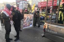 الشعبية تحيي ذكرى استشهاد الحكيم في مخيم الدهيشة