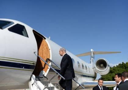 """""""مراقب الدولة"""" الإسرائيلي يقرر فحص مشروع طائرة نتنياهو"""