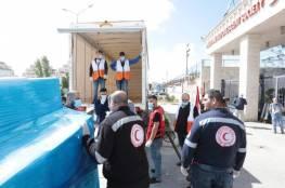 """الهلال الأحمر"""" تطلق الحملة الوطنية للإغاثة"""