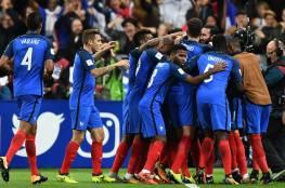 فيديو.. فرنسا تتأهل لكأس العالم والسويد للملحق