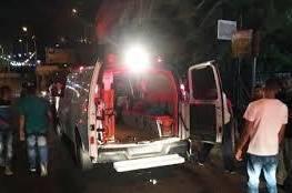 اصابة شاب باطلاق نار خلال شجار في مخيم شعفاط