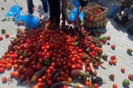 اتحاد الفلاحين الزراعيين: سنمنع إدخال الفواكه الإسرائيلية لغزة رداً على شروط الاحتلال