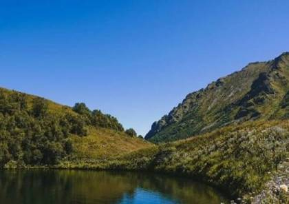 اختفاء مفاجئ لبحيرة جبلية قرب منتجع سوتشي الروسي