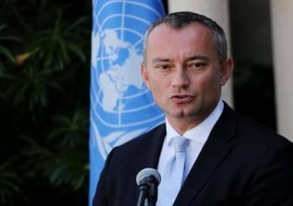 ميلادينوف عن إعدام الشهيد إياد الحلاق: مأساةٌ كان يجب منعها