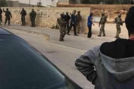 اعتقال شاب بزعم خطف سلاح شرطي اسرائيلي في حورة