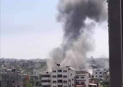 سلسلة غارات عنيفة على منطقة قليبو .. الاحتلال يرتكب مجزرة جديدة شمال قطاع غزة