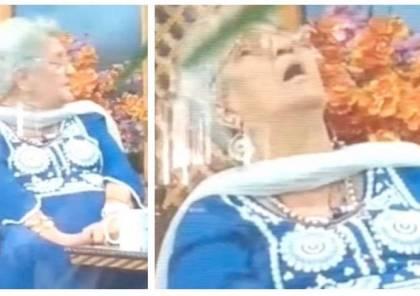 بروفيسورة هندية تلقى حتفها على الهواء مباشرة (شاهد)