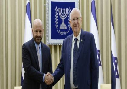 """""""ريفلين"""" يستقبل اللبناني الذي تبرع بمقتنيات هتلر لإسرائيل"""