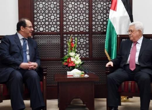 كامل والرئيس عباس