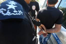 الشرطة تلقي القبض على مشتبه به بعدة قضايا إطلاق نار في مخيم بلاطة