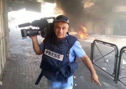 """""""أسوشيتدبرس"""" تؤكد تلقيها شكوى من الشرطة الفلسطينية بحق الصحفي حمد"""