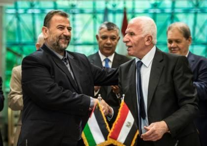 مقترح مصري لحل قضية سلاح المقاومة والأجهزة الأمنية في غزة