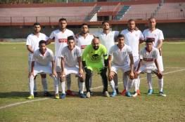الكشف عن مدرب غزة الرياضي الجديد