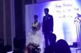 عريس يبث فيديو لخيانة عروسه له في ليلة العمر!