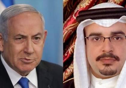 """مكالمة """"رائعة ووديّة جدا"""" بين نتنياهو وولي عهد البحرين!"""