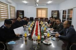 يونس: الشرطة بغزة تستطيع تأمين اللجان الانتخابية وتوفير الجو العام للانتخابات