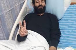 الأسير الأخرس: أنهيت الإضراب استجابة لطلبات أبناء شعبي والموت أسهل من سجون الاحتلال
