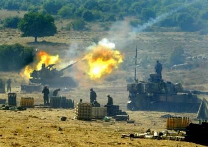"""جنرال اسرائيلي : غزة ولبنان ستطبقان على """"إسرائيل"""" كالكماشة إن وقعت حرب"""