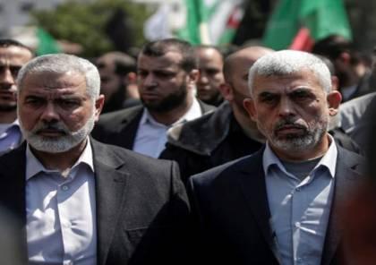 """مصادر : انطلاق الانتخابات الداخلية لـ""""حماس"""" الجمعة المقبل"""