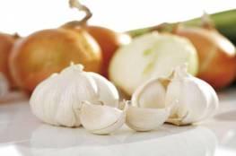 البصل والثوم للوقاية من تطور مرض السكري